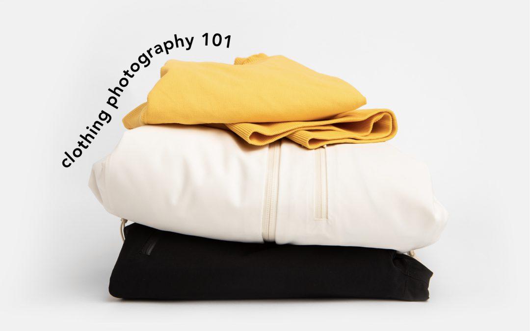 6 steps to create amazing clothing photography