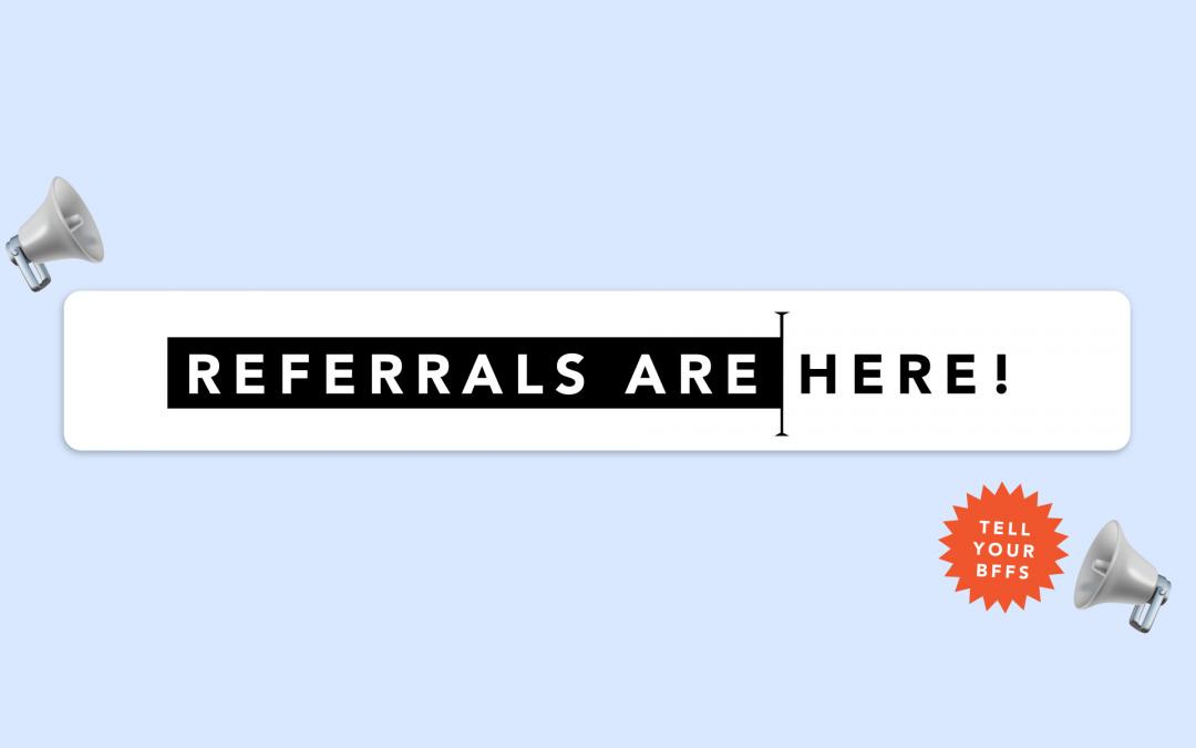meet the soona referral program